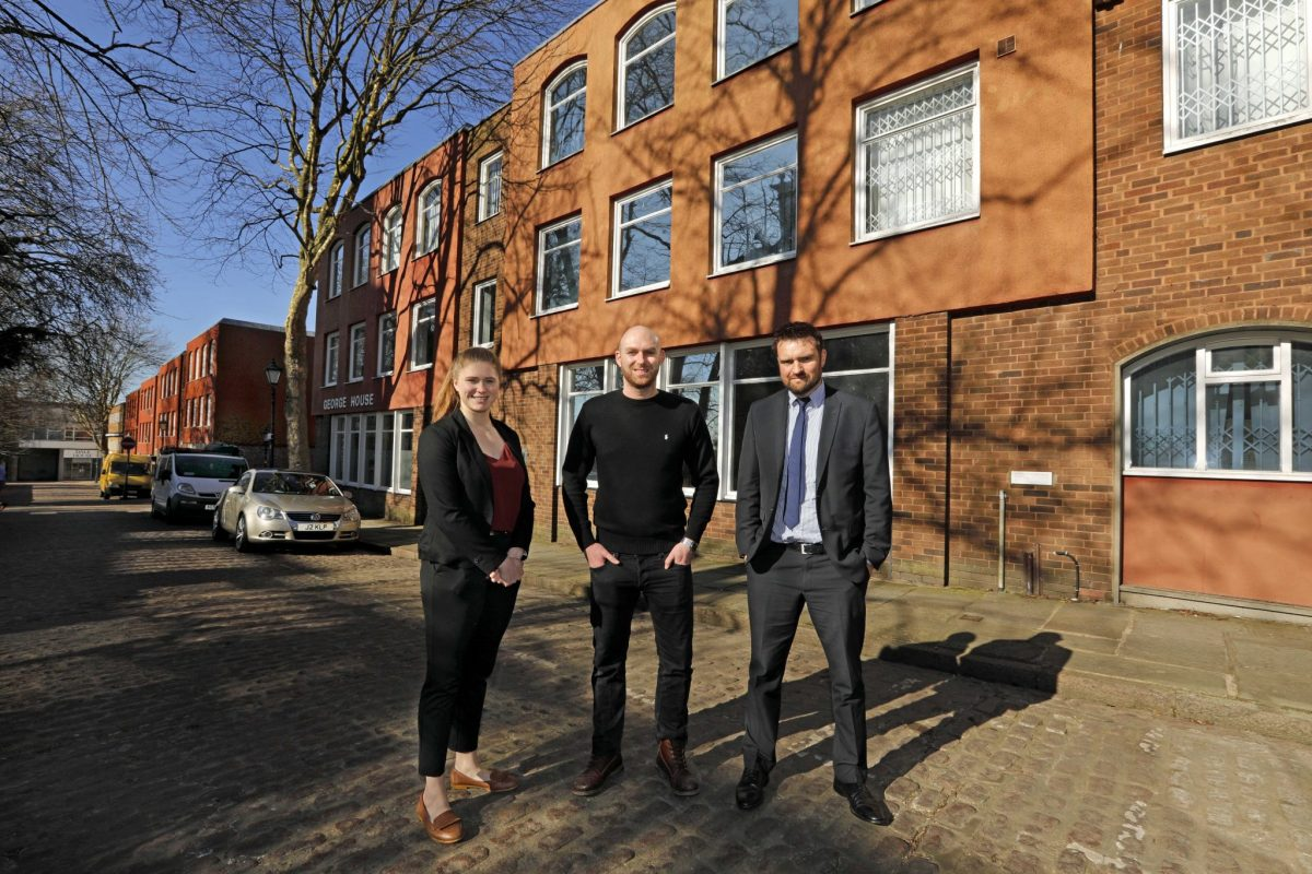 Developer buys Wolverhampton office block and plans residential conversion into 40 flats