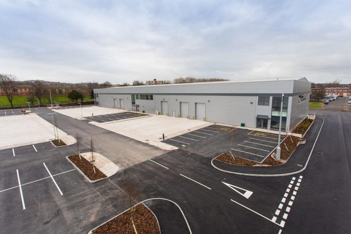Five new Black County industrial units completed in £32 million development