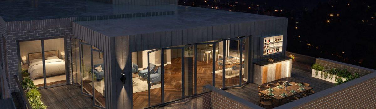 Trent Bridge Quays releases Nottingham's latest £1 million apartment