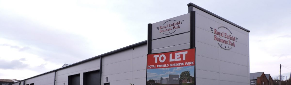 John Truslove clinches sale of Royal Enfield Industrial Estate for £2.75 million