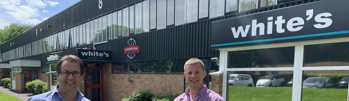 UK's appetite for pizza sees leading oven supplier double the size of its Redditch headquarters, with the help of John Truslove