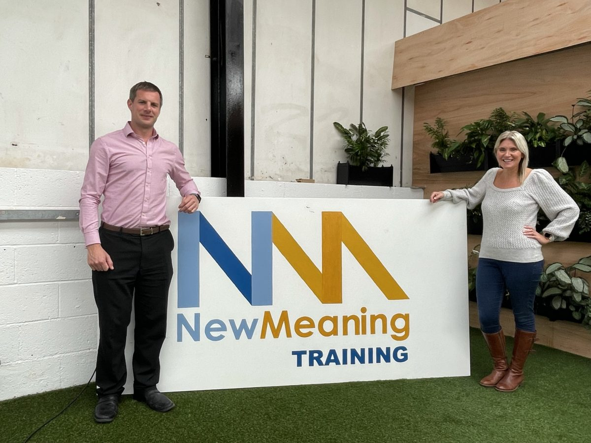 John Truslove helps training group move to new base in Stratford-upon-Avon