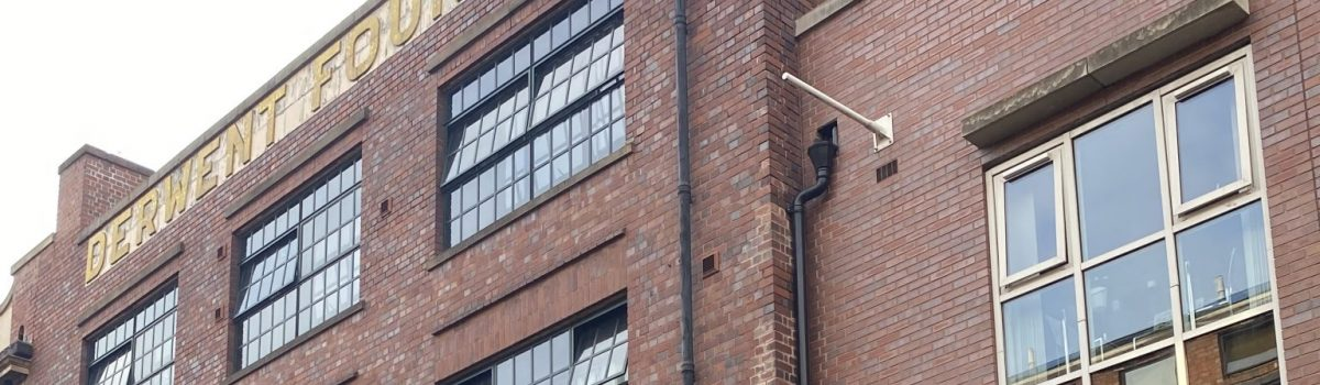 Principle to look after historic industrial conversion in Birmingham's Jewellery Quarter