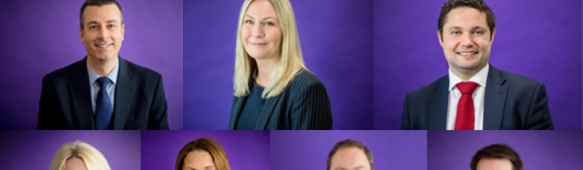 Thursfields promotes seven of its leading lights
